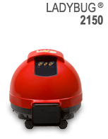 Ladybug 2150 Steam Cleaner
